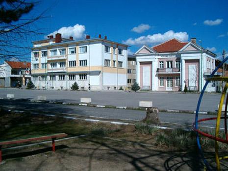 Община Ново село